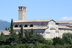 St. Ponziano Monastery Stock Images