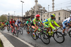 51st Presidential Cycling Tour of Turkey Royalty Free Stock Photo
