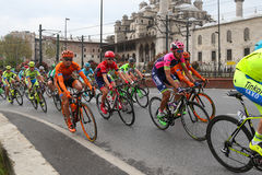 51st Presidential Cycling Tour of Turkey Stock Photography