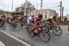 51st Presidential Cycling Tour of Turkey Royalty Free Stock Images