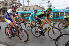 51st Presidential Cycling Tour of Turkey Royalty Free Stock Image