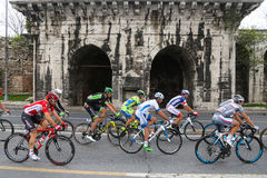 51st Presidential Cycling Tour of Turkey Stock Photos