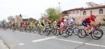 51st Prezydencka kolarstwo wycieczka turysyczna Turcja Zdjęcie Stock