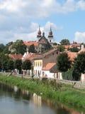 St. Procopius´ Basiliek Stock Foto's