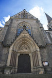 St Prokop kościół w Praga fotografia royalty free