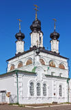 St. Prokopius Cathedral, Veliky Ustyug, Russia Stock Photography