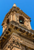 St Publius Church Tower Royalty Free Stock Photo