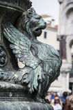 St Quadrado da marca, Veneza, Italy Imagem de Stock