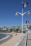 St Raphael - Corniche de Esteral - French Riviera Stock Photos