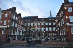 St real Pauls London England de la residencia Imagen de archivo libre de regalías