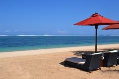 St. Regis Bali Beach Lizenzfreies Stockfoto