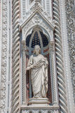 ST Reparata IL Duomo, Φλωρεντία, Ιταλία Στοκ Εικόνες