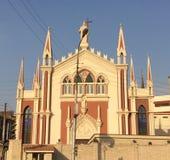 St Rita Maronite Church, Heliópolis, Imagen de archivo