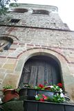 St Roman Orthodox Monastery foto de archivo libre de regalías