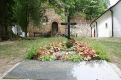 St. Roman Orthodox Monastery Stock Photos