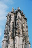 St.Rumboldt's Tower II. St. Rumboldt's Tower II - St.Rumboldt\'s Tower unfinished in Mechelen, Belgium. City went bankrupt before tower was completed in 16th Royalty Free Stock Photo