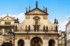 St. Salvator kościół Zdjęcia Stock