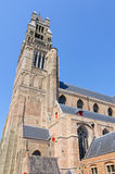 The St. Salvator's Cathedral in Bruges, Belgium Stock Images