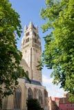 St. Salvator's Cathedral, Bruges, Belgium Stock Image