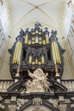St. Salvator's Cathedral in Bruges Stock Photos