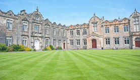 St Salvator's College St Andrews Royalty Free Stock Image
