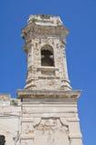 St. Salvatore Church. Monopoli. Apulia. Stock Images