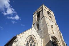 St. Sampson's Church in York Stock Photo