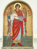 St santamente Mihailo do ícone Imagem de Stock