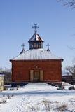 St Sargis temple. Armenian St Sargis temple in Slavyansk-on-Kuban, Krasnodar region Royalty Free Stock Photography