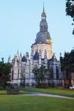 St. Sauveur Church in Dinan Royalty Free Stock Photos