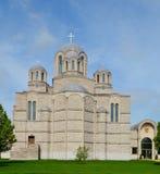 St Sava imagem de stock