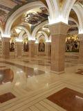 St Sava Belgrade Serbia della chiesa ortodossa fotografie stock