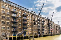 St Saviours Wharf Stock Photography
