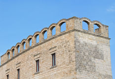 St. Scolastica Church. Bari. Puglia. Italy. Royalty Free Stock Images