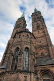 St Sebaldus Church Royalty Free Stock Images