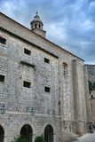 St. Sebastian's Church in Dubrovnik Croatia Royalty Free Stock Images