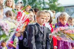 1st september. St Petersburg Royaltyfria Foton