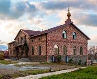 St Seraphim Monastery para homens na ilha de Russky imagens de stock royalty free