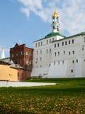 St Sergius Lavra della trinità santa immagine stock libera da diritti