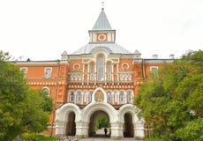St Sergius Maritime Men Monastery da trindade santamente Fotografia de Stock