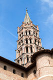 St Sernin Church Stock Photos