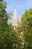 St Sernin Church Royalty Free Stock Image