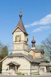 St. Simeon's and the Prophetess Hanna's Church. Stock Photo