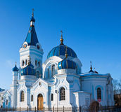 St. Simeon and St. Anna cathedral Royalty Free Stock Photo