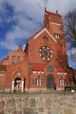 St. Simon de ?hurch y St. Elen imagenes de archivo