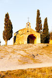 St Sixte della cappella vicino a Eygalieres Immagine Stock