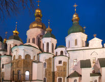 St. Sofia Cathedral Royalty Free Stock Photography