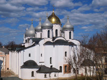 St. Sofia kathedraal stock foto
