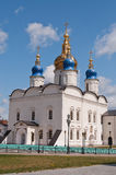 St Sophia-Assumption Cathedral in Tobolsk Kremlin. Siberia. Russ Royalty Free Stock Photography