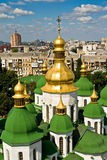 St. Sophia Cathedral. In Kiev, Ukraine Royalty Free Stock Photography